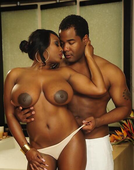 Boobs pics black 55 Hottest